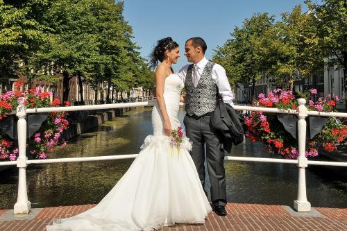 13 Bruidsfotografie Leiden
