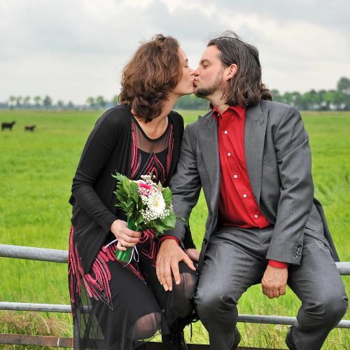 14 Bruidsfotografie Leiden